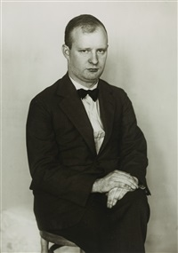 der komponist [paul hindemith] by august sander